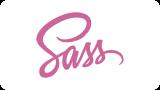 Logo de Sass
