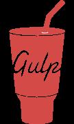 Logo de Gulp