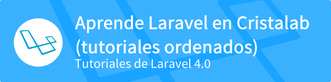 Tutoriales de Laravel