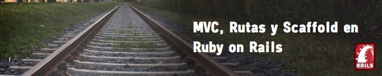 MVC en Ruby on Rails