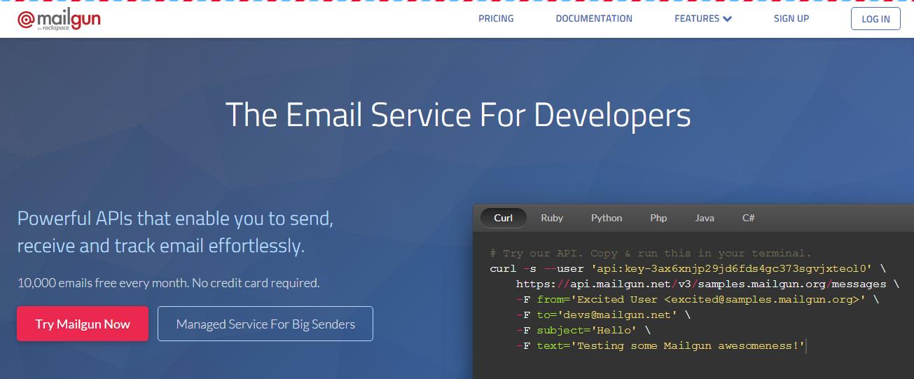 Envio de correos con Mailgun en laravel 5 – Styde.net