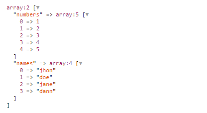collection-array