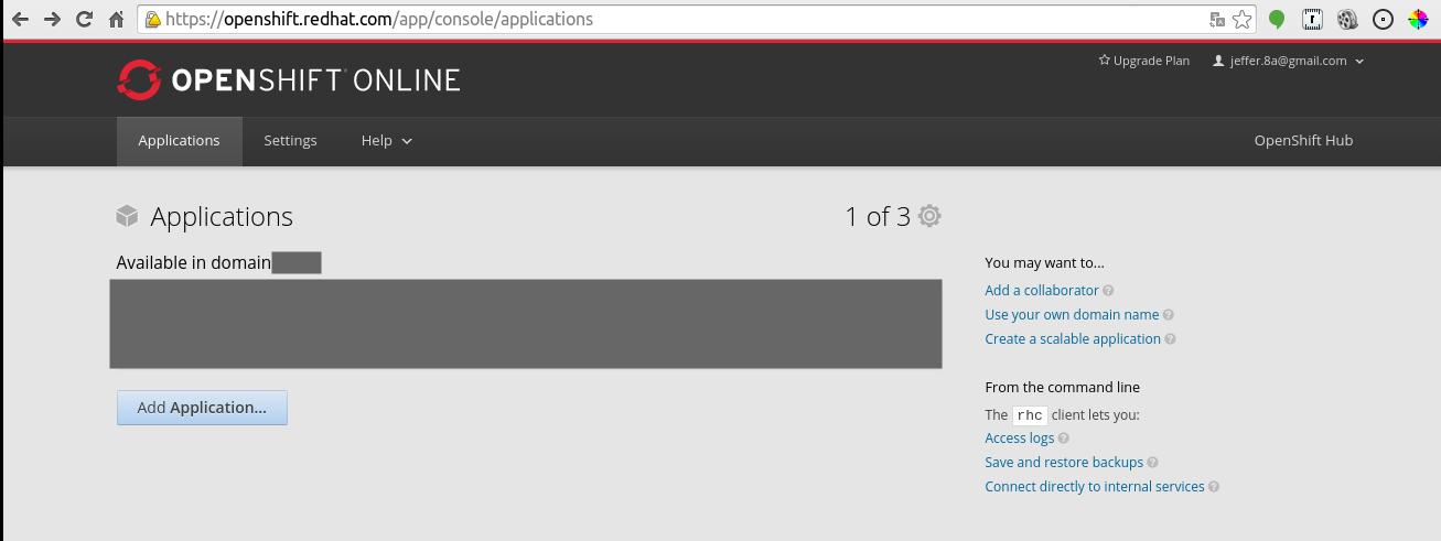 openshift-add-app