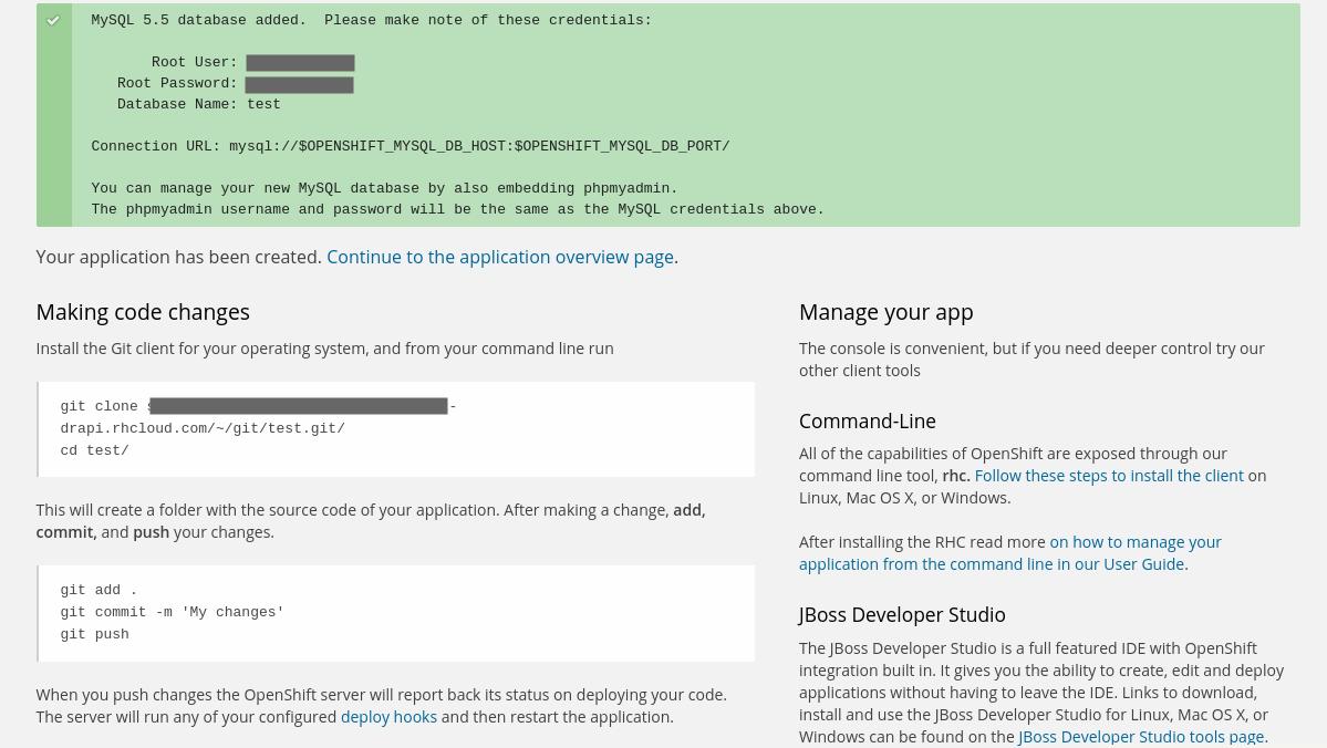 openshift-credentials