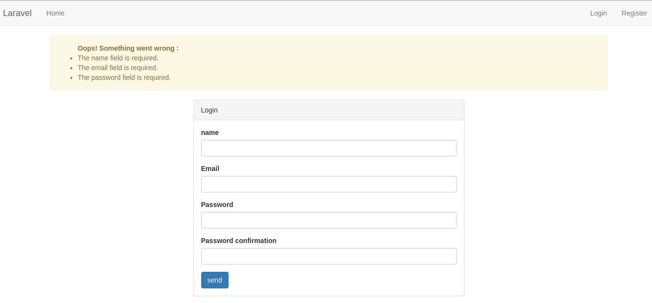 laravel-auth-register