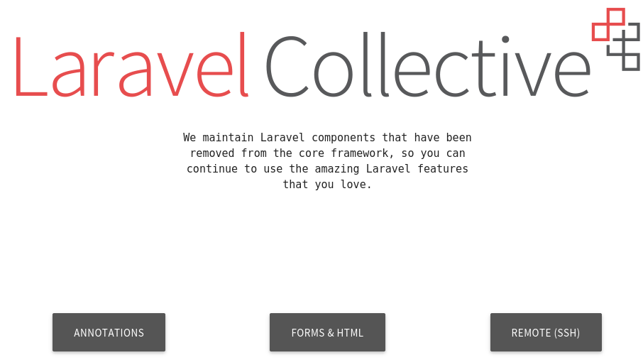 laravel-collective-home