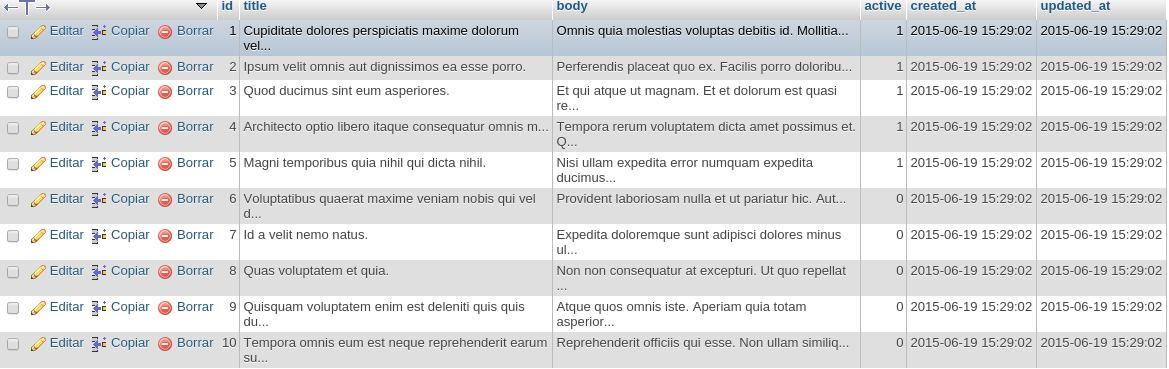 model-factory-database