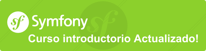 symfony-curso-actualizado