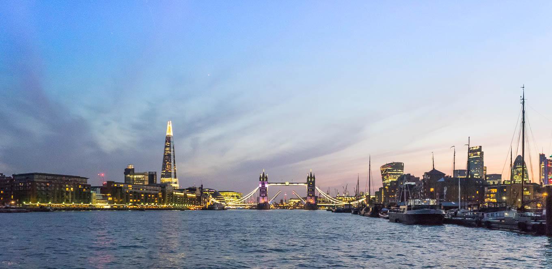 London Thames, fotografía por @ramono