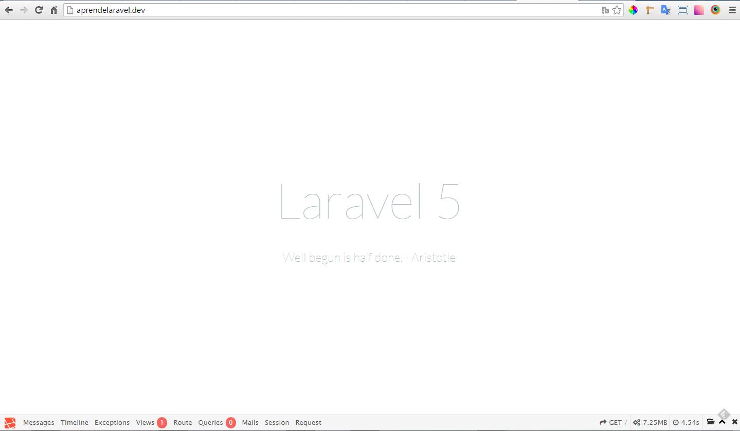 laravel-home
