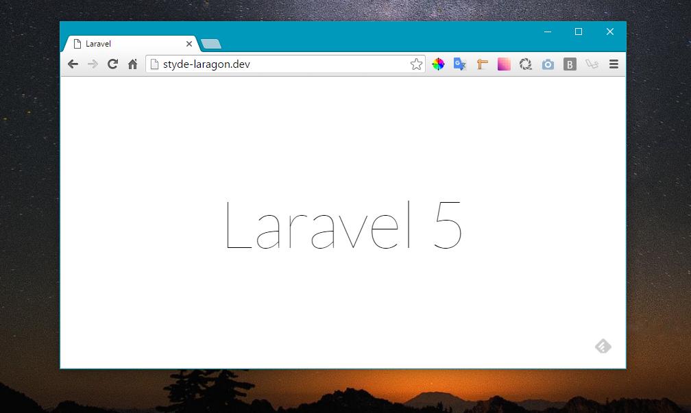 laravel-laragon