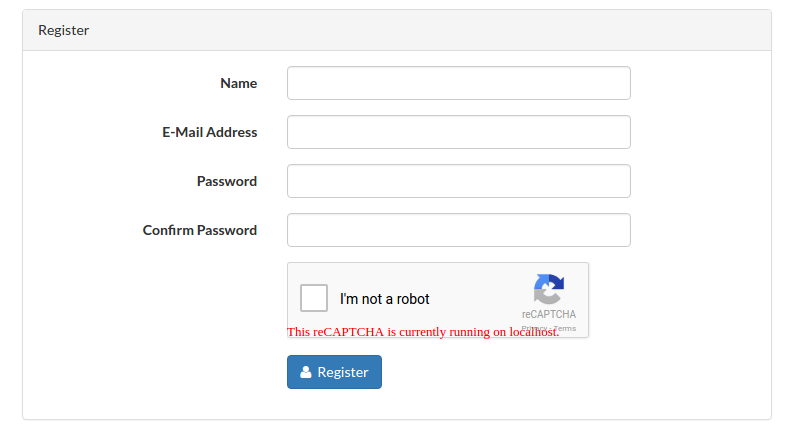 recaptcha-in-register-form