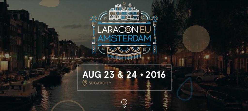 Laracon 2016