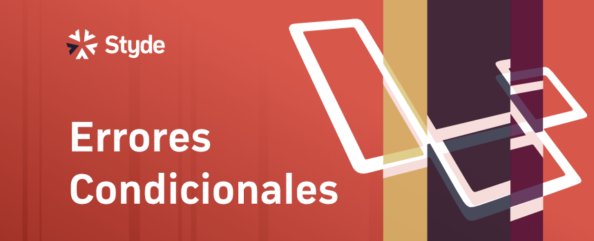 Errores condicionales - Laravel