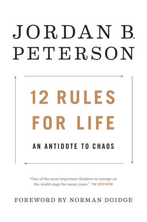 portada 12 rules for life