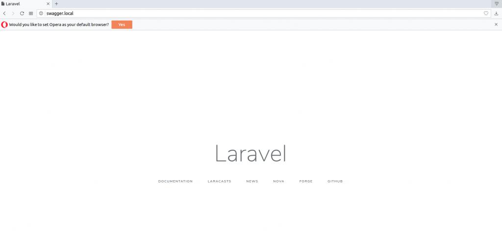 instalacion de Laravel