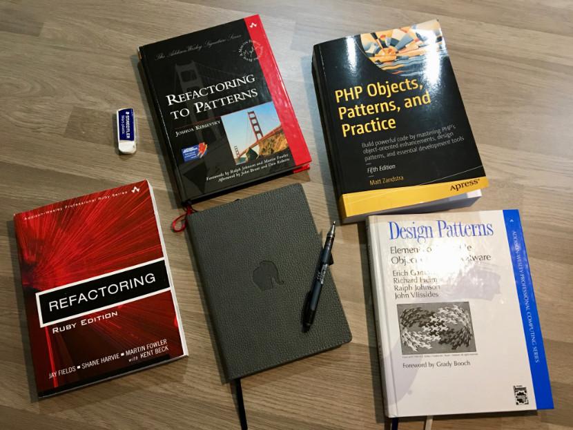 Libros sobre Patrones de Diseño y Refactorización